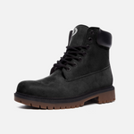 H2E Casual Leather Lightweight Boots