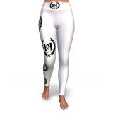 H2E Crest Logo Yoga Leggings