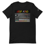 808 King Tee / White letters