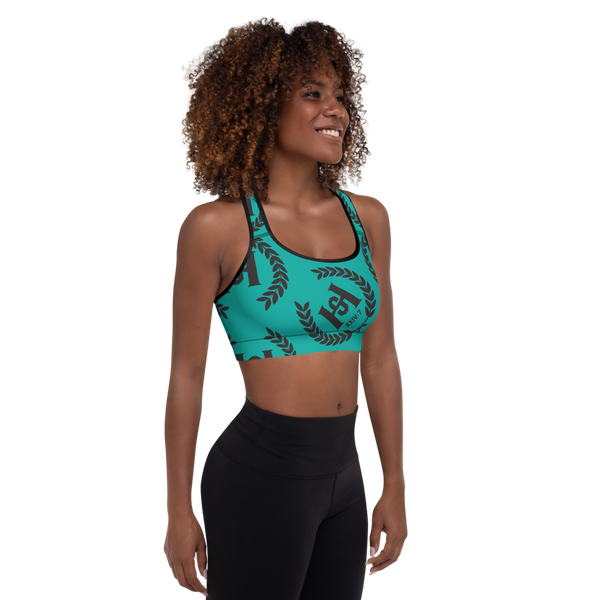 H2E Padded Sports Bra