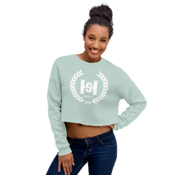 H2E Cropped Sweatshirt