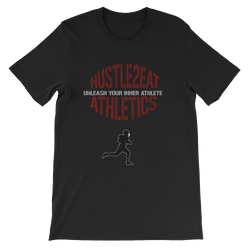 H2E Unleash Tee Red Logo - Multiple Colors