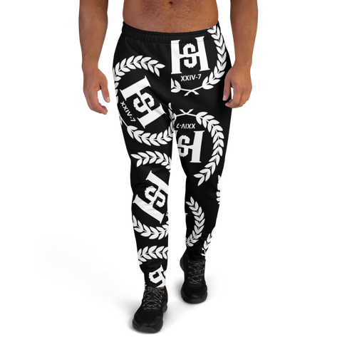 H2E All Over Print Men's Joggers