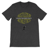 H2E Unleash Tee Yellow Logo - Multiple Colors