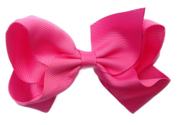 Candy Pink Sister Bow