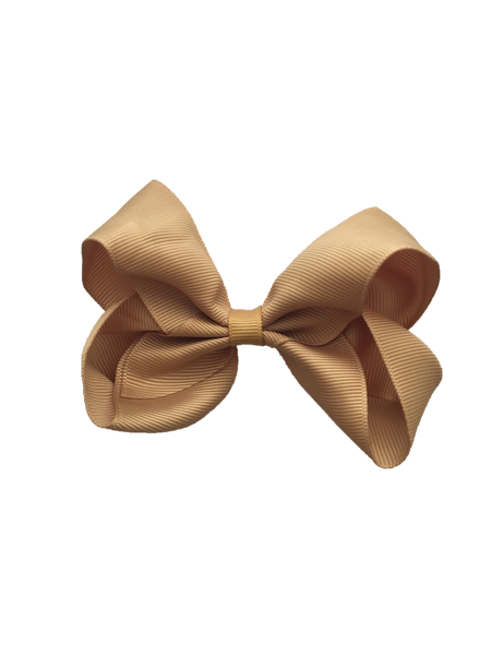 Butterscotch Sister Bow