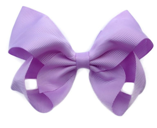 Big Sister Bow Lavender