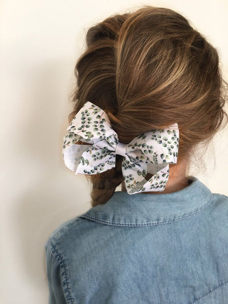 Maiden Hair Fern Sister Bow