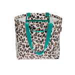 Leopard Medium Tote
