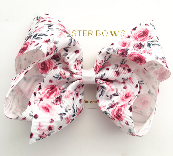 Smell the Roses Sister Bow
