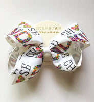 Choose to be Kind Sister Bow