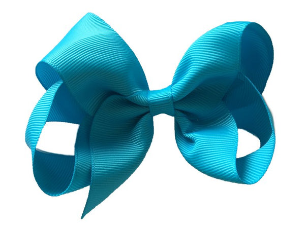 Tranquil Blue Sister Bow