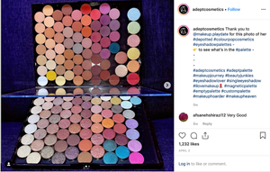 The Adept Palette®