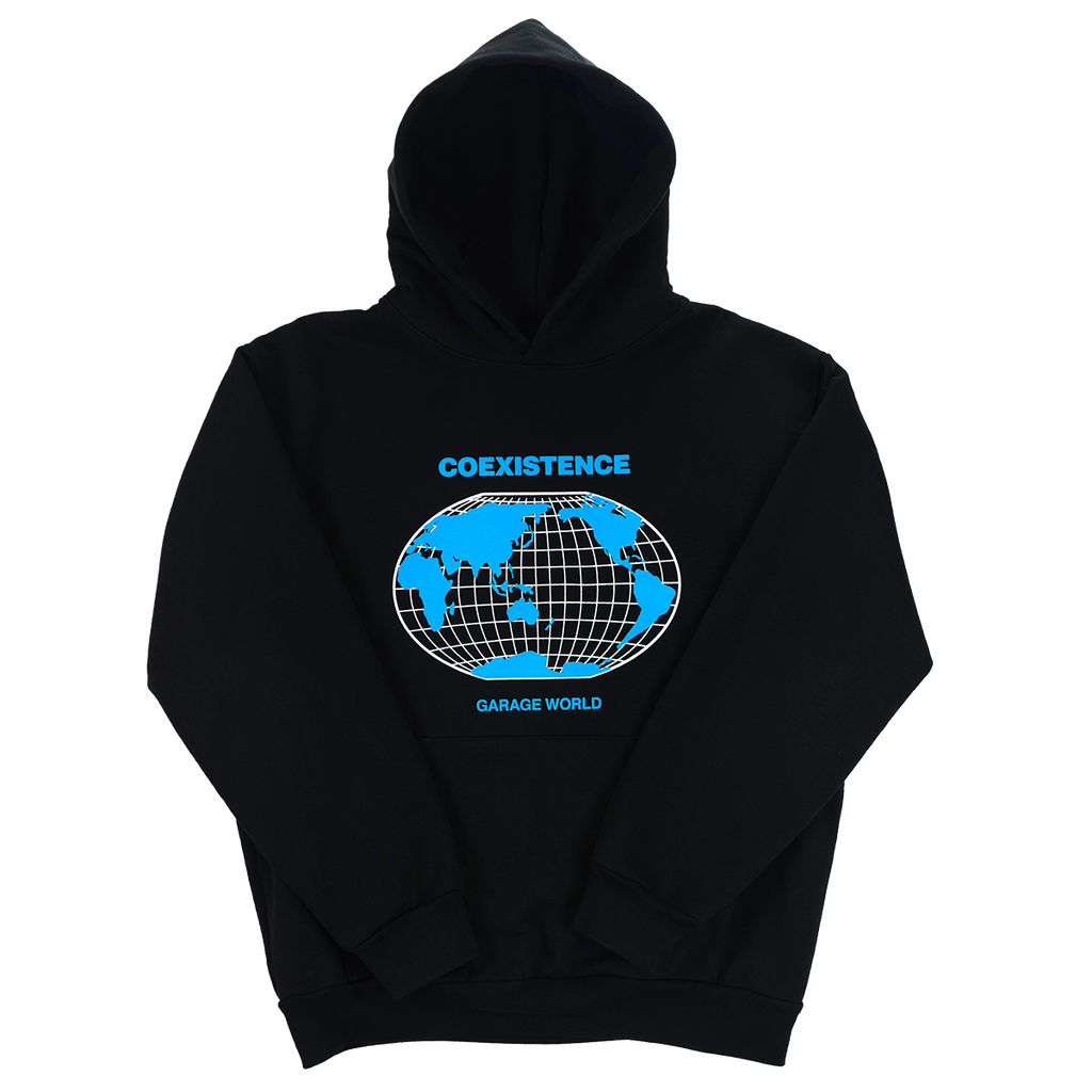 COEXISTENCE HOODED
