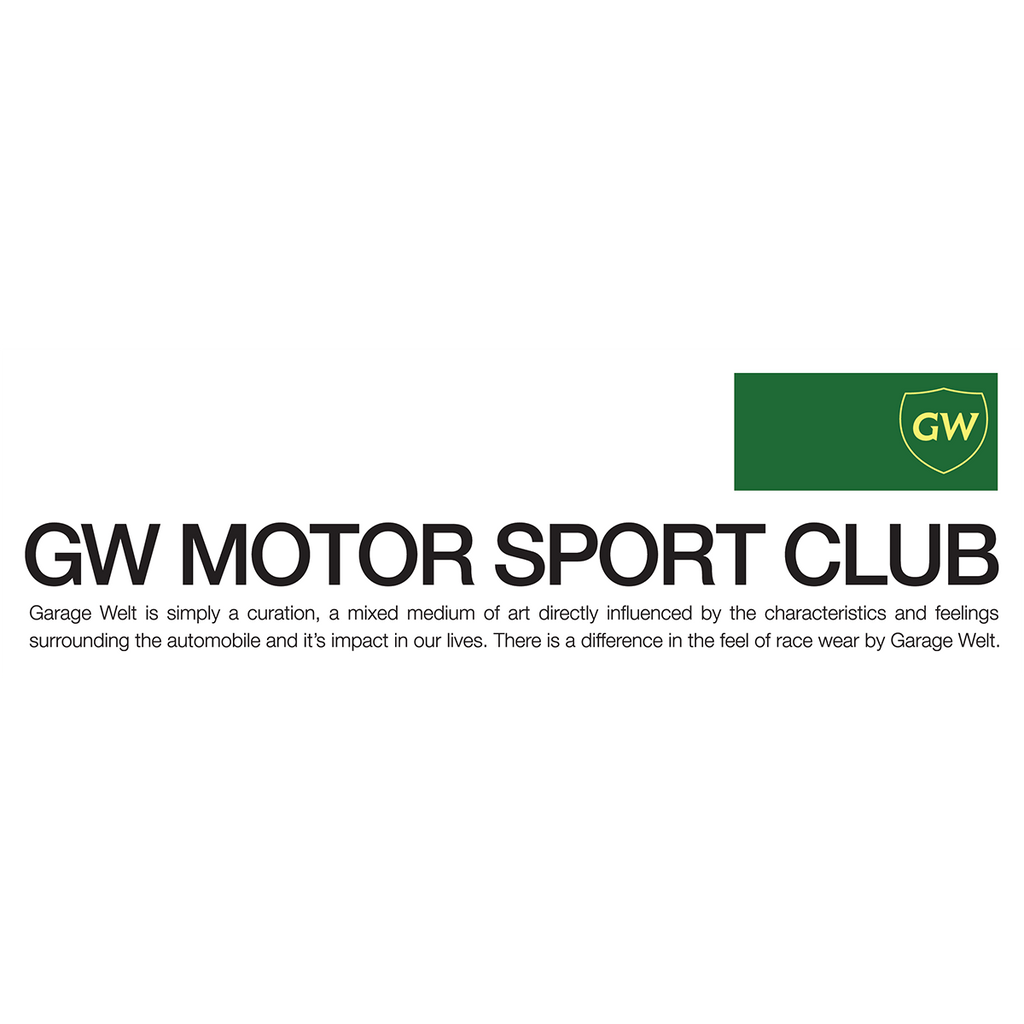MOTORSPORT CLUB DECAL