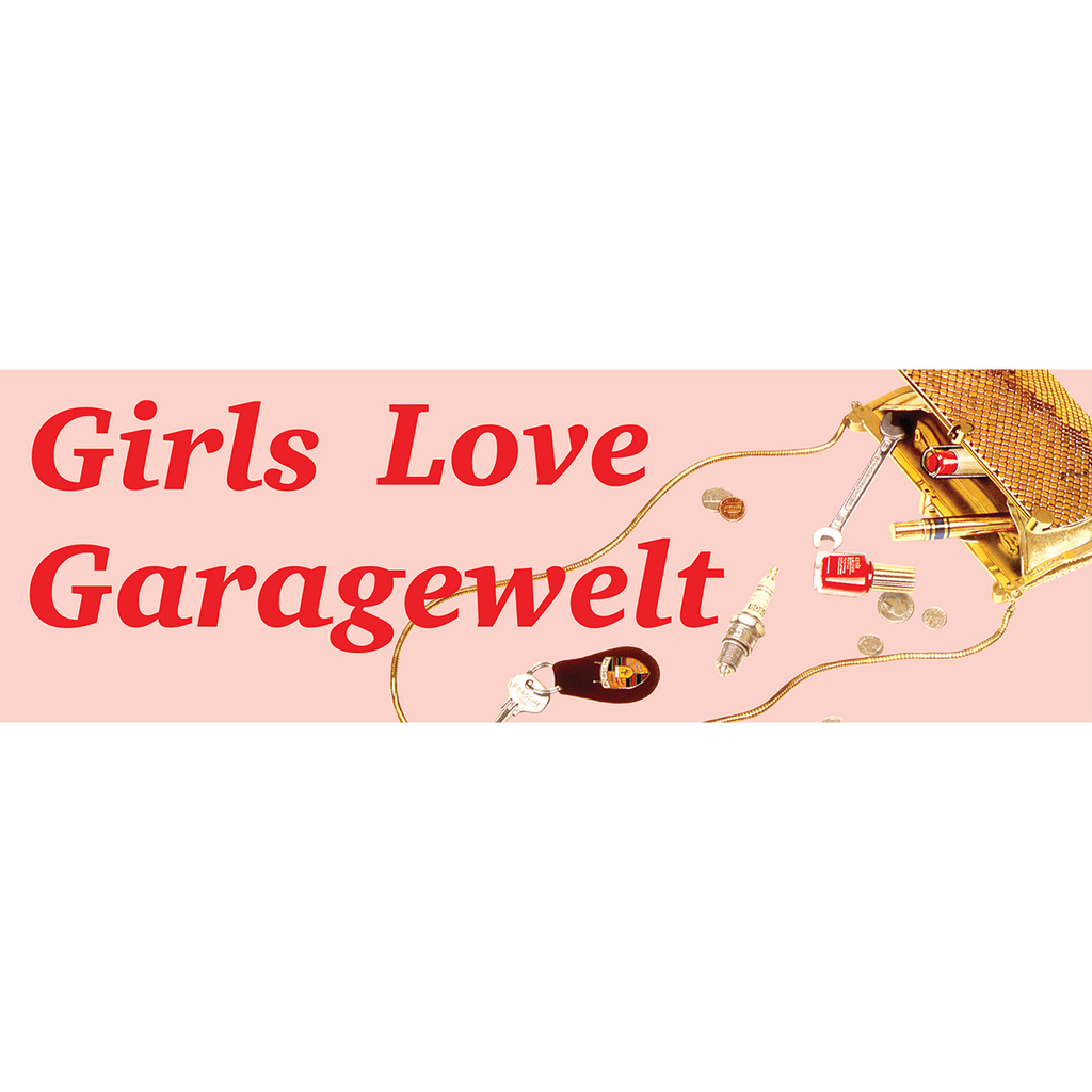 GIRLS LOVE GW DECAL