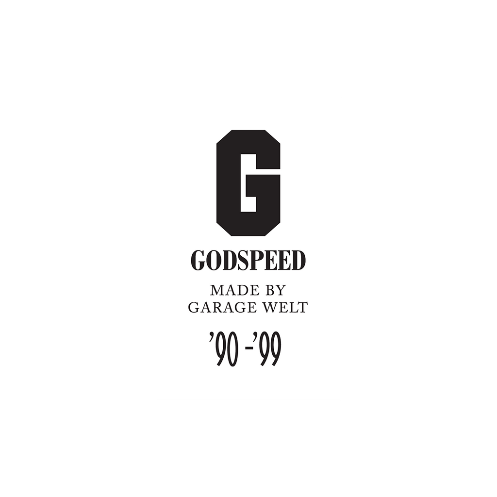 GODSPEED DECAL