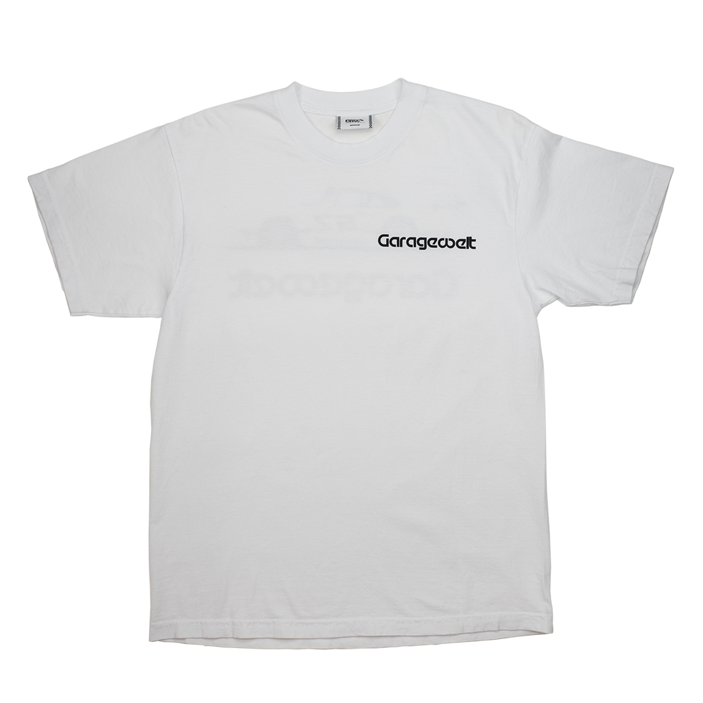 THINK DIFFERENT TEE WHITE