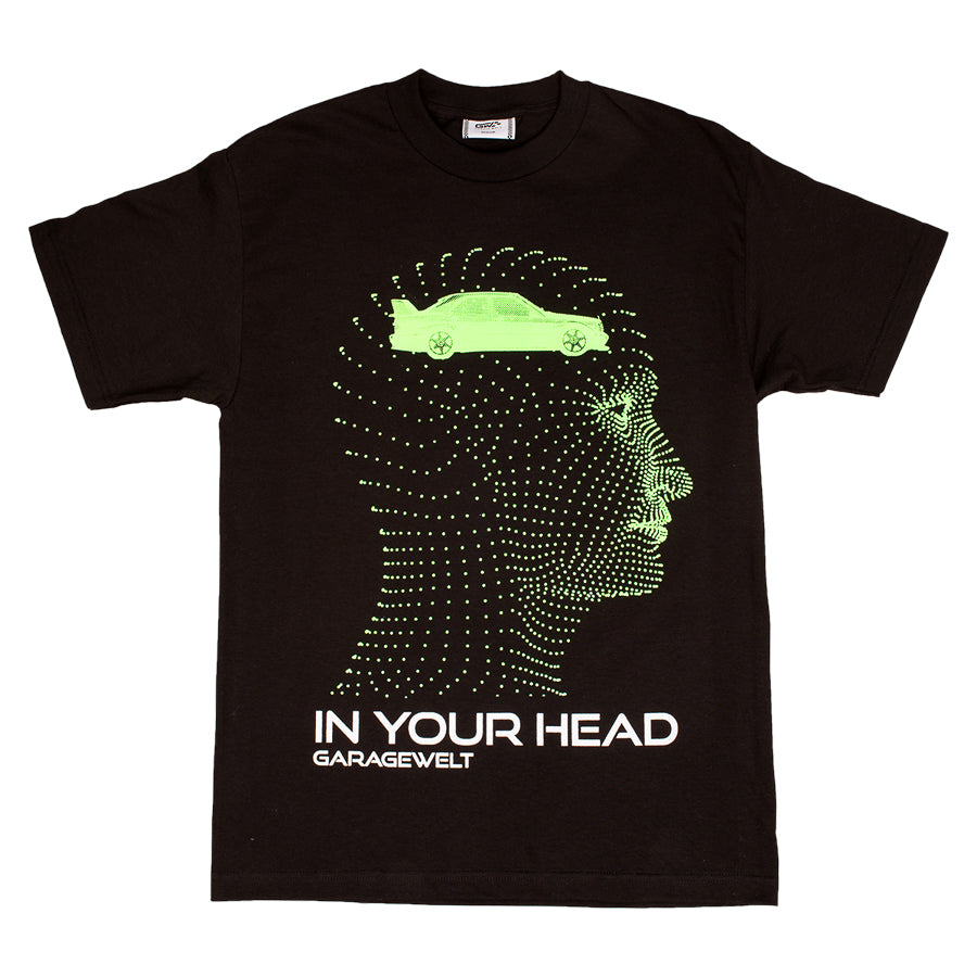 IN YOUR HEAD TEE