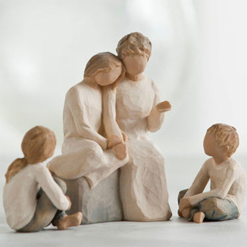 The Shabby Shed - Willow Tree Figurines - Grandmother