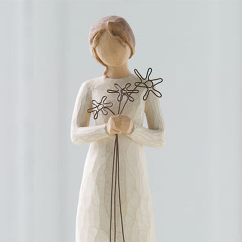The Shabby Shed - Willow Tree Figurines - Grateful
