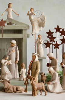 Angel Stand for the Nativity