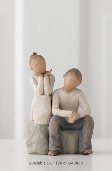 Brother and Sister -	Willow Tree Figurines - The Shabby Shed