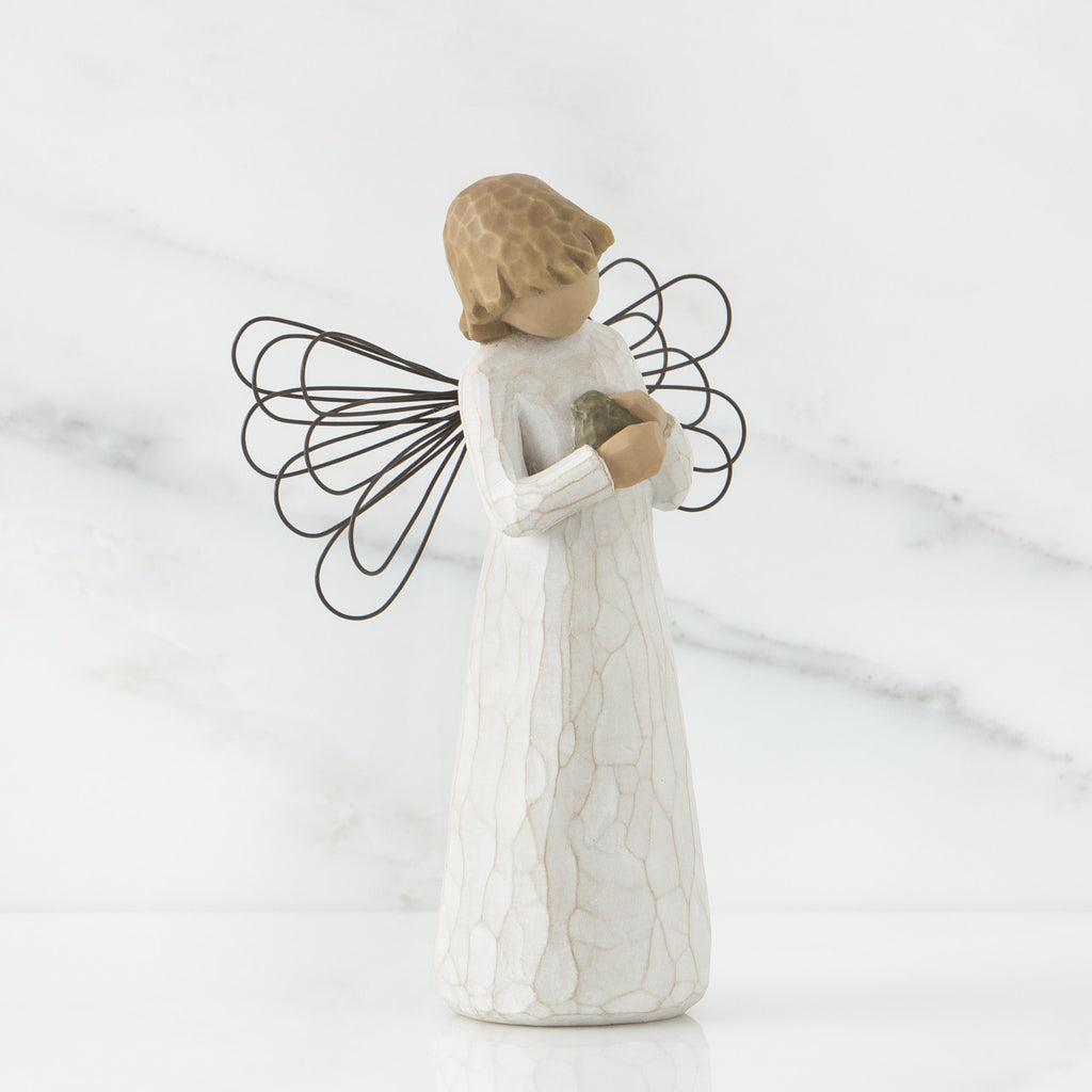 The Shabby Shed - Willow Tree Figurines - Angel of Healing