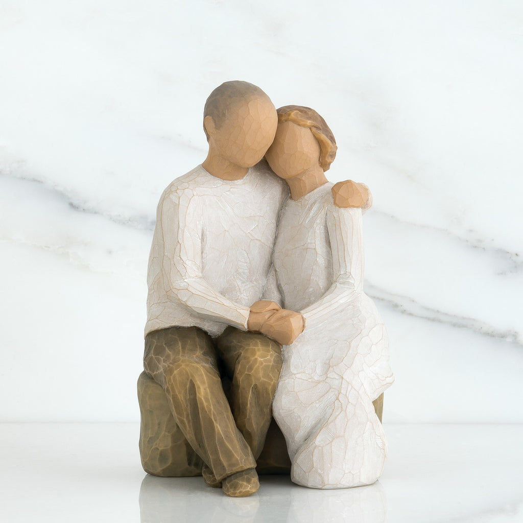 The Shabby Shed - Willow Tree Figurines - Anniversary