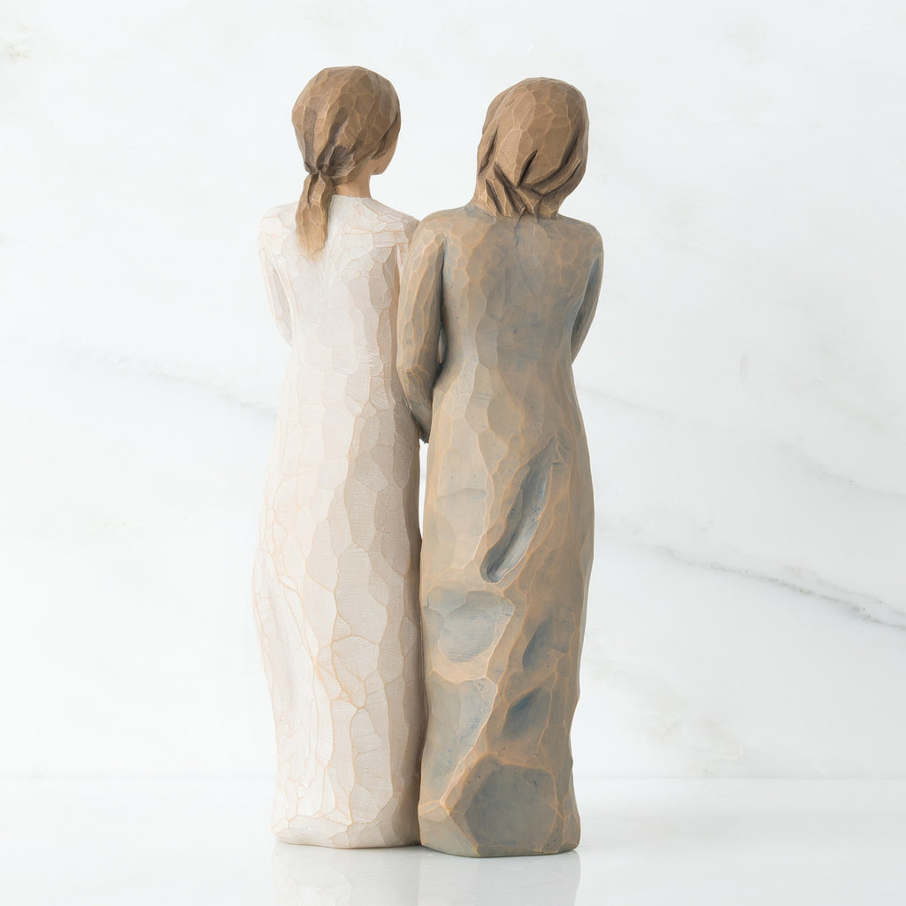 The Shabby Shed - Willow Tree Figurines - My Sister My Friend