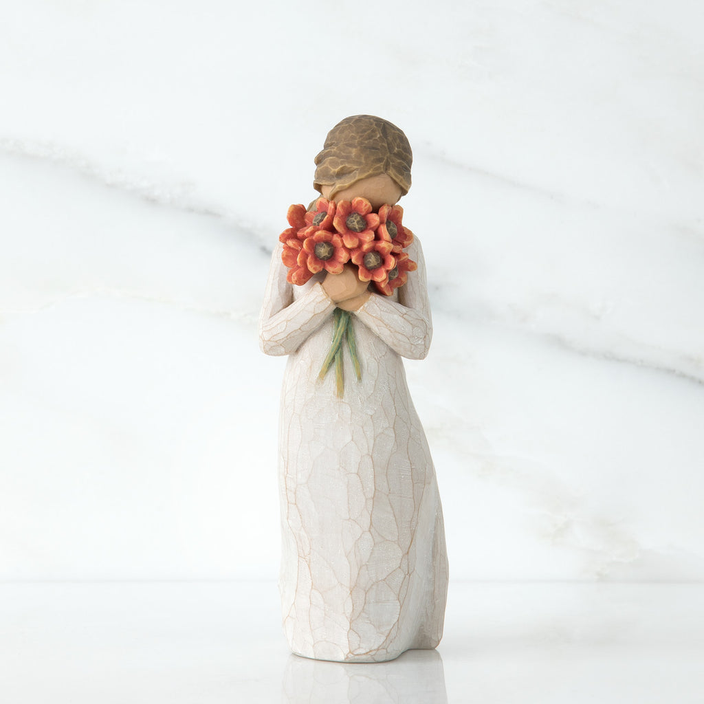 The Shabby Shed - Willow Tree Figurines - Surrounded By Love