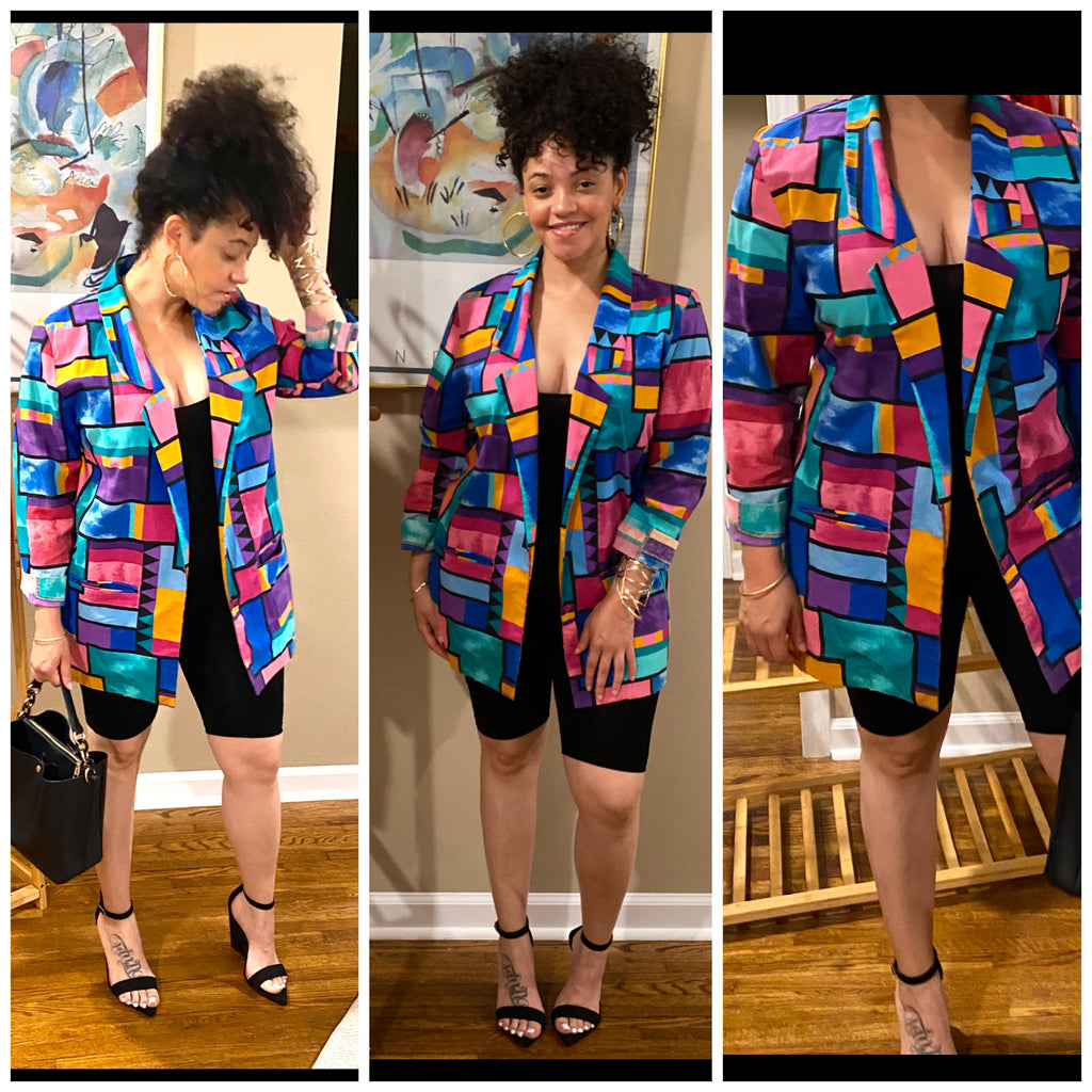 Living Color Blazer