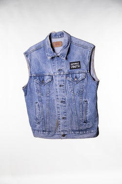 Club Euphoric Patched Vest (Large)