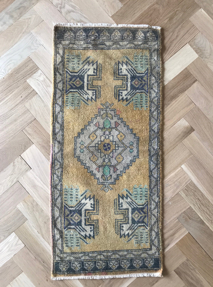 Flash Sale Rug #3 - Canary Lane - Curated Textiles