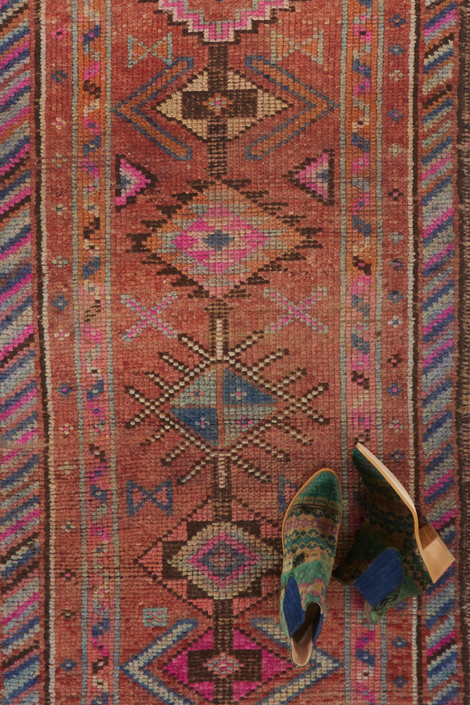 "'Havana' Turkish Ombré Runner Rug - 2'9"" x 14'3"""