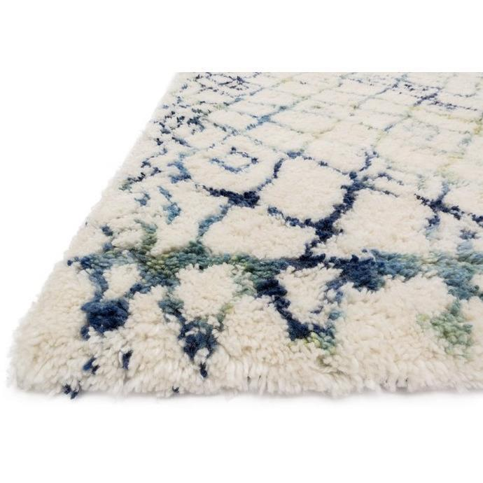 JUSTINA BLAKENEY Folklore Rug - Ocean - Canary Lane - Curated Textiles