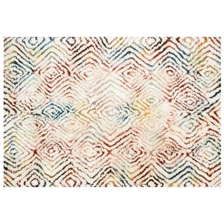 JUSTINA BLAKENEY Folklore Rug - Prism - Canary Lane - Curated Textiles