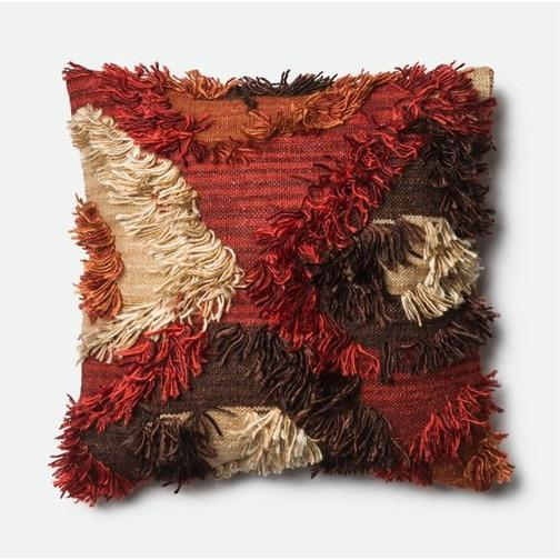 JUSTINA BLAKENEY FABLE PILLOW- Spice - Canary Lane - Curated Textiles