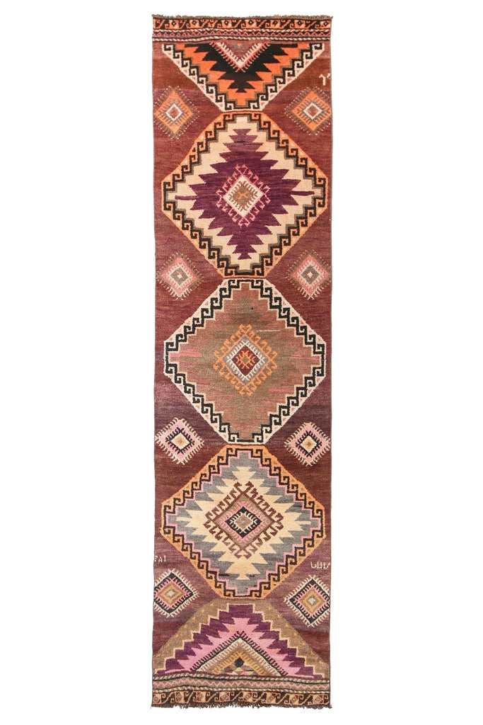 'Birch' Tribal Rug - Canary Lane - Curated Textiles