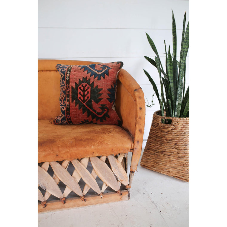 Vintage Tribal Pillow No. 16