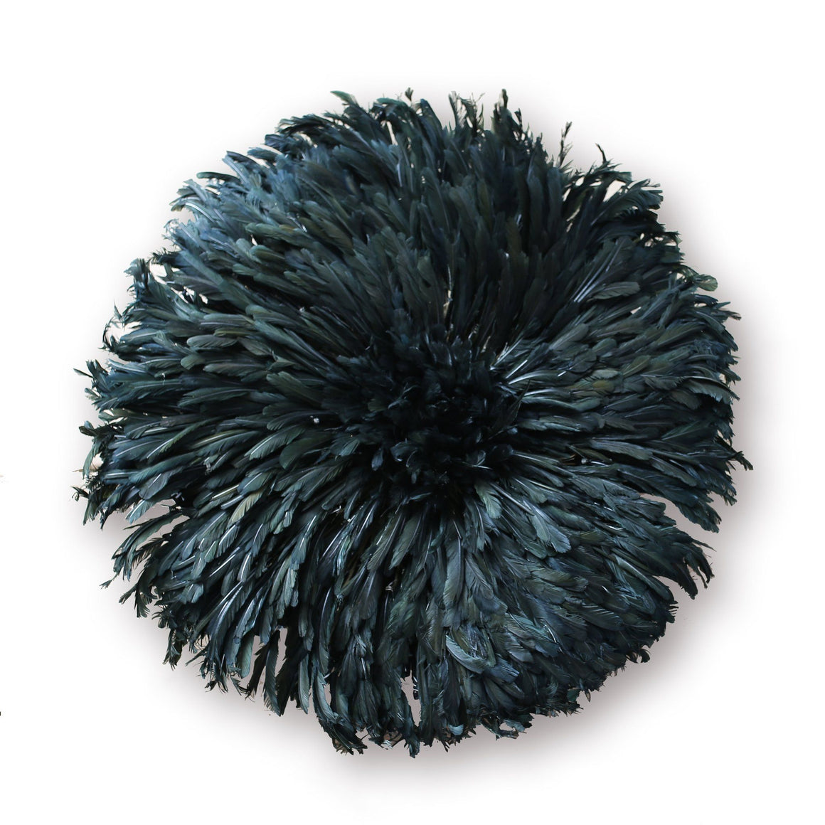 Black Onyx Large Juju Hat - Canary Lane - Curated Textiles