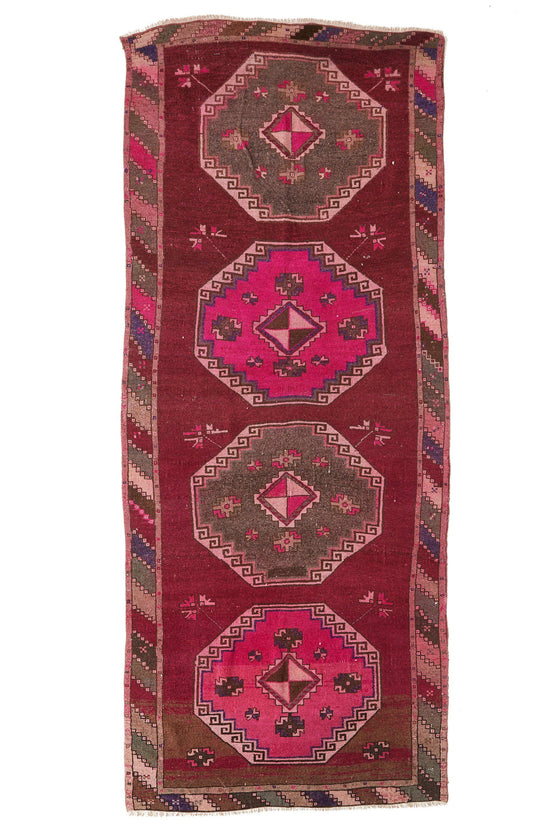 'Solstice' Turkish Large Area Rug - Canary Lane - Curated Textiles