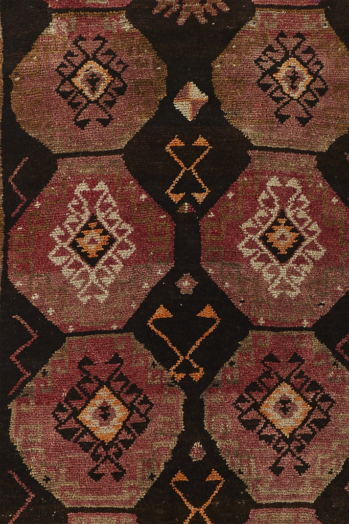 'Cider' Large Turkish Area Rug - 4'9'' x 10'4'' - Canary Lane - Curated Textiles