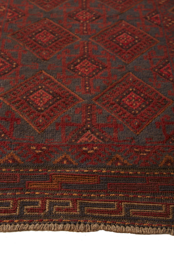 "'Mirage' Turkish Narrow Vintage Runner - 2'2"" x 9' - Canary Lane - Curated Textiles"