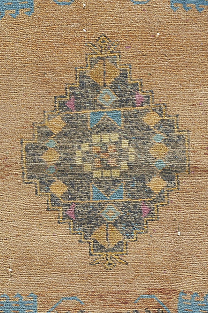 YR-0419-968 No. 968 Petite Rug - Canary Lane - Curated Textiles