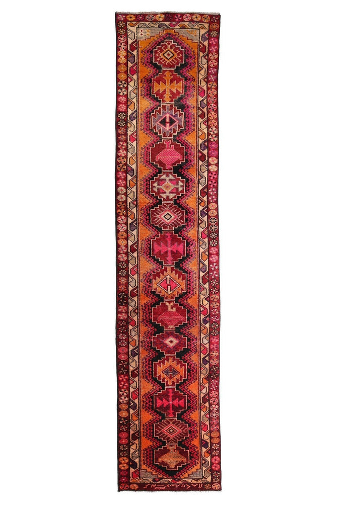 'Ranunculus' Tribal Rug - Canary Lane - Curated Textiles
