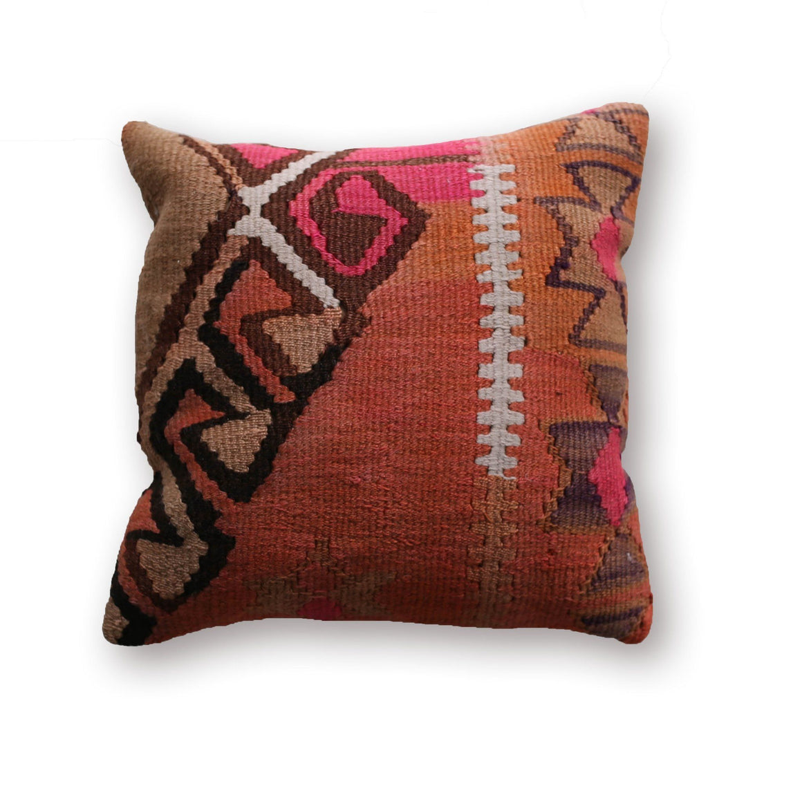 Kilim Pillow No. 11 - Canary Lane - Curated Textiles
