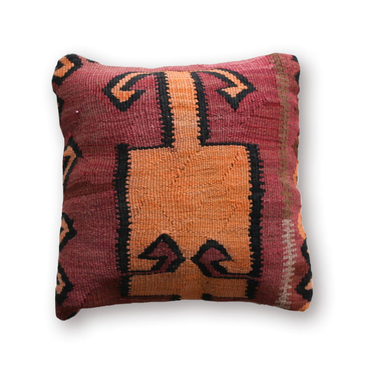 Kilim Pillow No. 03 - Canary Lane - Curated Textiles