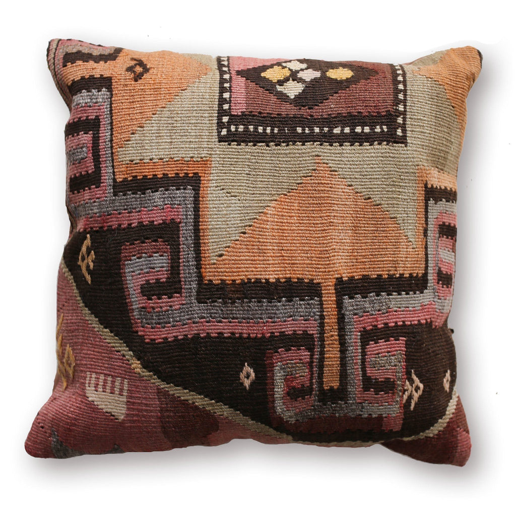 Vintage Kilim Pillow No. 06 * ON HOLD*
