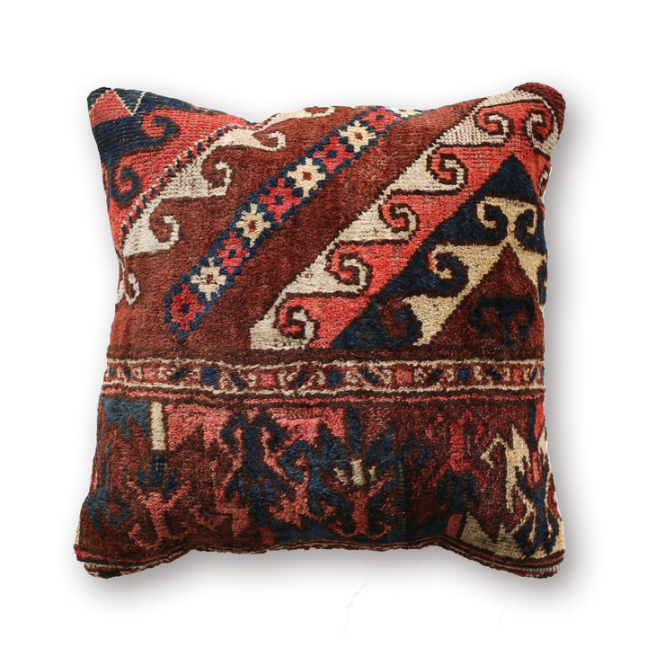 Carpet Pillow No. 10 - Canary Lane - Curated Textiles